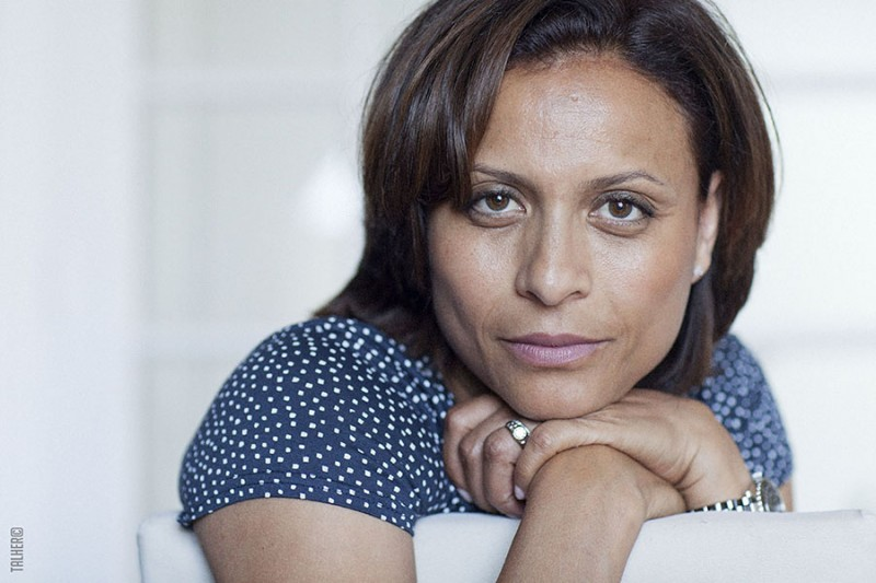 Book photo comédienne Géraldine Asselin