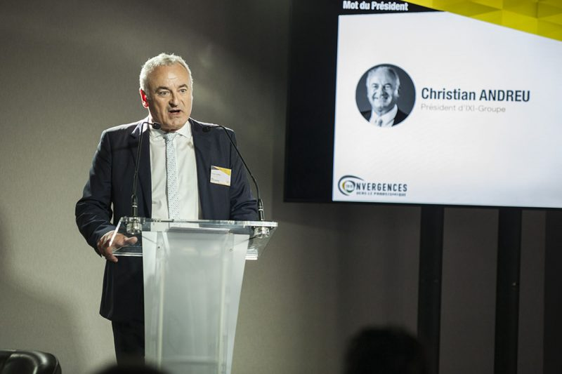 Reportage entreprise Ixi Groupe Christian Andreu